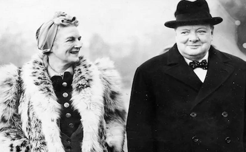 Легендарный разговор жены Черчилля с дворником