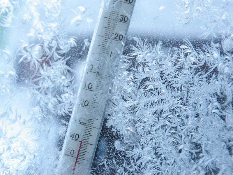 Наступающая зима будет самой холодной за последние 100 лет!