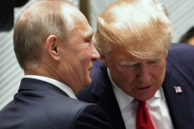 Трамп признал Крым, а Путин …