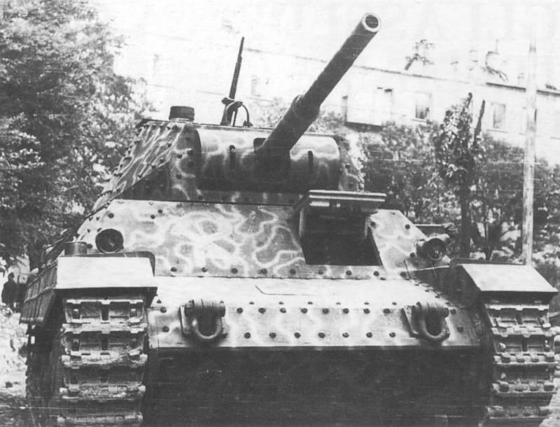 Пять малоизвестных танков периода Второй мировой войны. Часть 5. Итальянская «тридцатьчетвёрка» P26/40