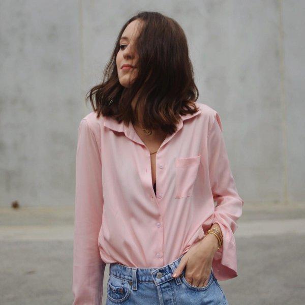 Рубашка в стиле «минимализм»-дерзкий тренд этого лета