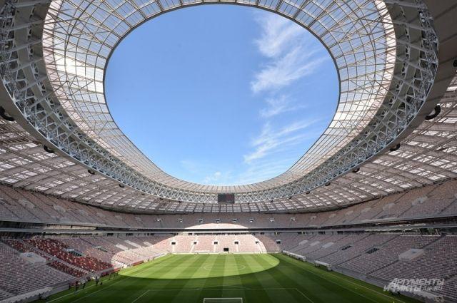 ЦСКА проведет домашние матчи Лиги чемпионов на стадионе «Лужники»