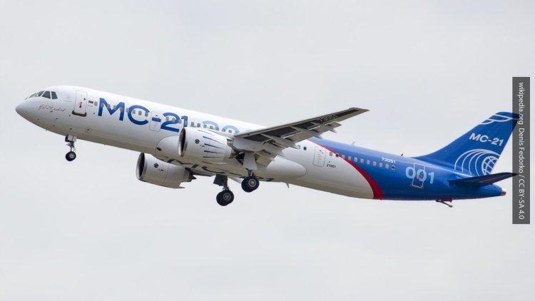 Сирия планирует закупить у России новейшие лайнеры МС-21