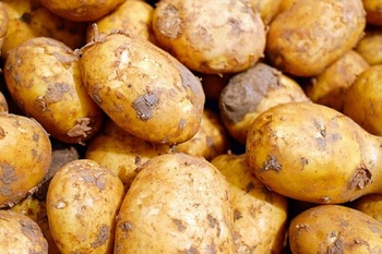 Картофель подорожал больше других социально значимых продуктов