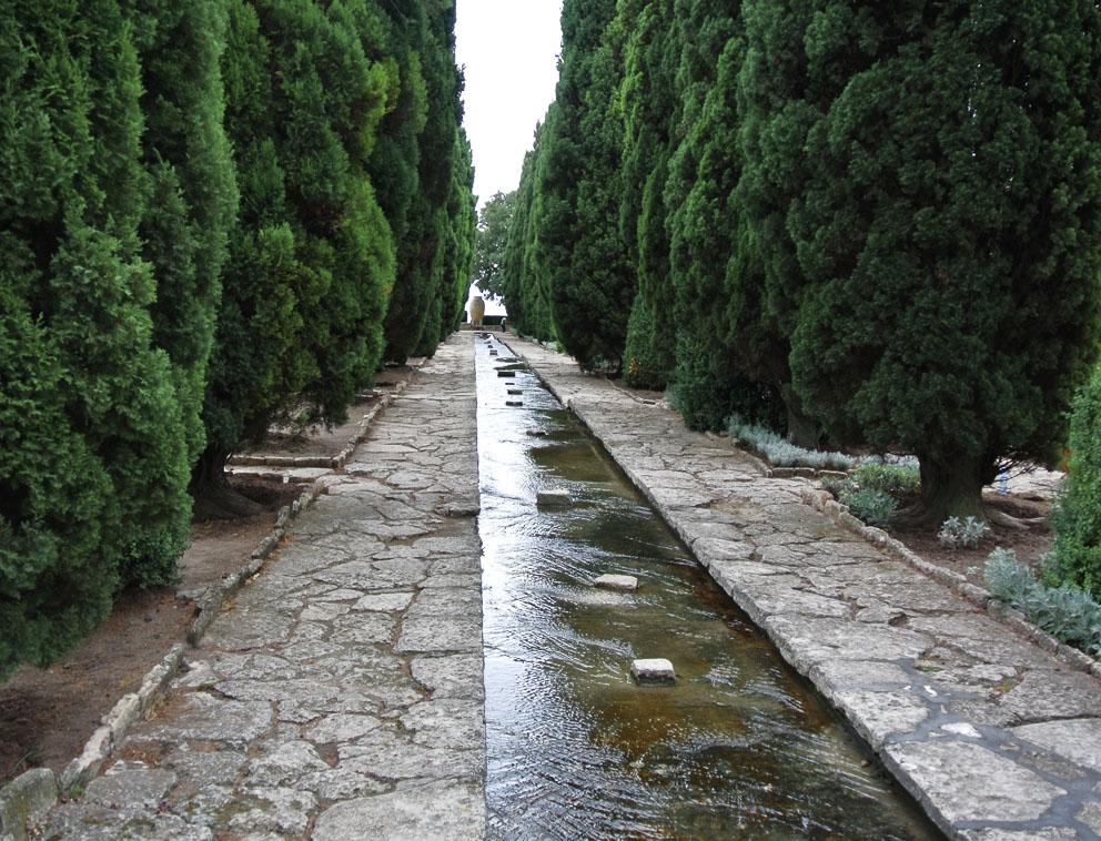 Болгария, Балчук, парк растений