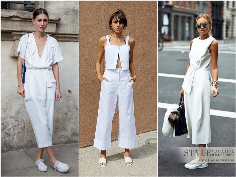 WSM White casual outfits 02