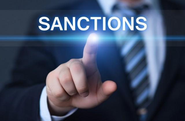 Жесткие санкции против финсе…