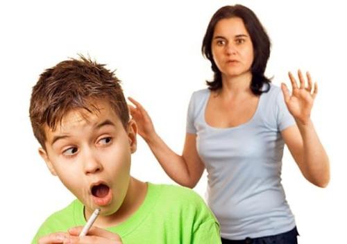 Что делать если дети в школе курят