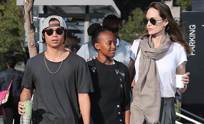"""Как выглядят звезды вне красной дорожки: Анджелина Джоли,Диана Крюгер и другие знаменитостив """"домашнем"""""""
