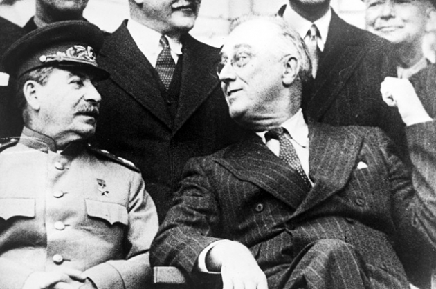 Просветы в сумрачной мгле. От Рузвельта до Брежнева: как проходили встречи на высшем уровне глав СССР и США