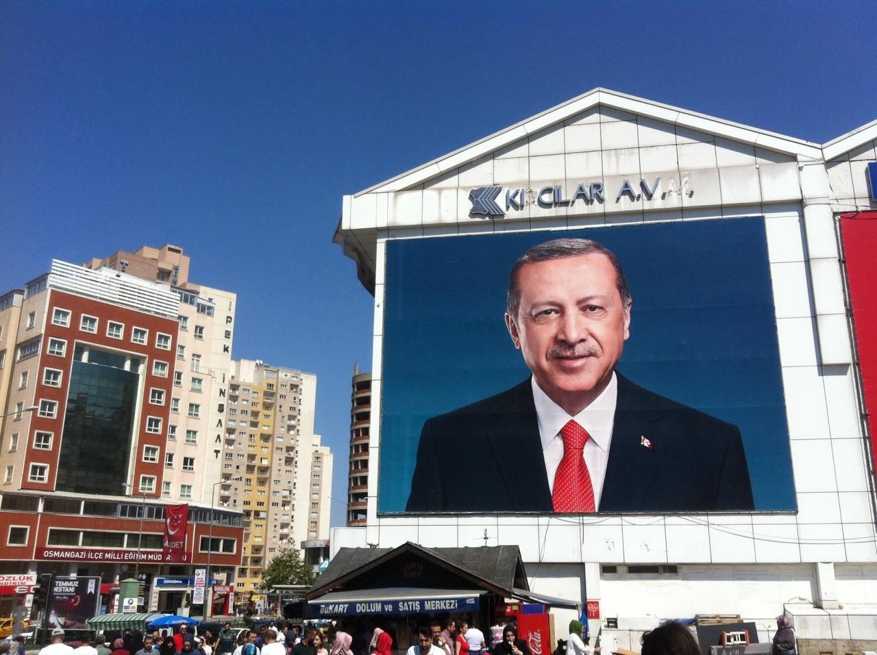 Саммит по Сирии с участием коалиции и России может состояться в октябре – Эрдоган