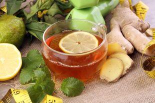 Как приготовить согревающий чай?