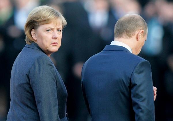 Что скажет Путину Меркель по…