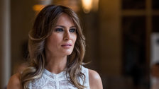 Melania Trump Will Be In London Amid Protests While President Avoids City