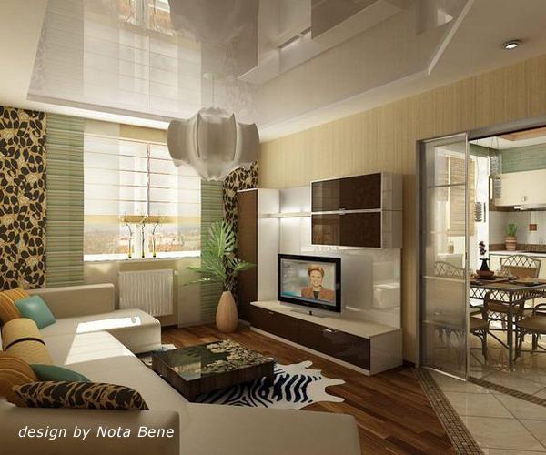 Маленькая гостиная дизайн фото