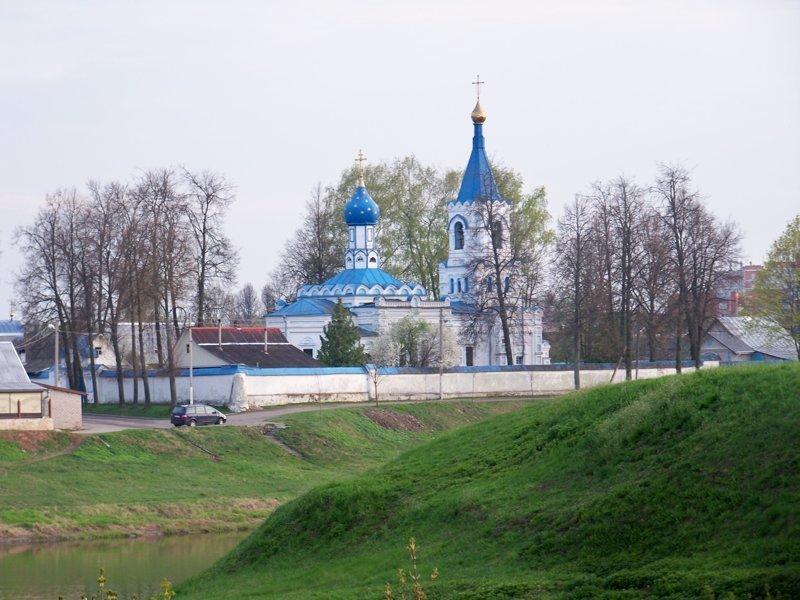 Ильинская церковь - символ Орши, основана в 16 веке Орша, беларусы, длиннопост, красивые города, лукашенко, путешествия