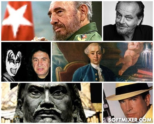 """Десять величайших """"бабников"""" в истории"""