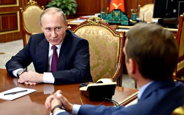 Преемник Путина. Кто он?