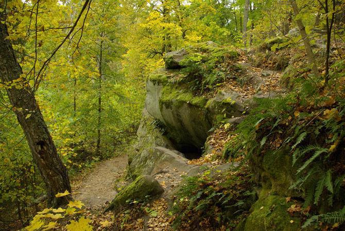 Пещеры чернокнижника. Легенды Калужской области