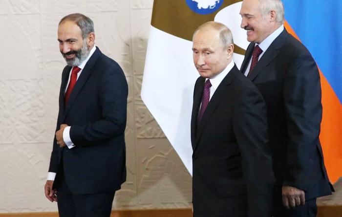 """Армянские страхи России: сакральная """"боль"""""""