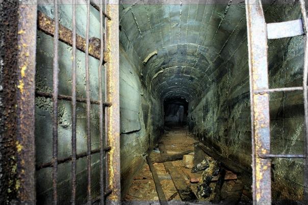 Как выглядит заброшенный урановый рудник