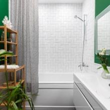 Как оформить ванную комнату в светлых тонах?-5