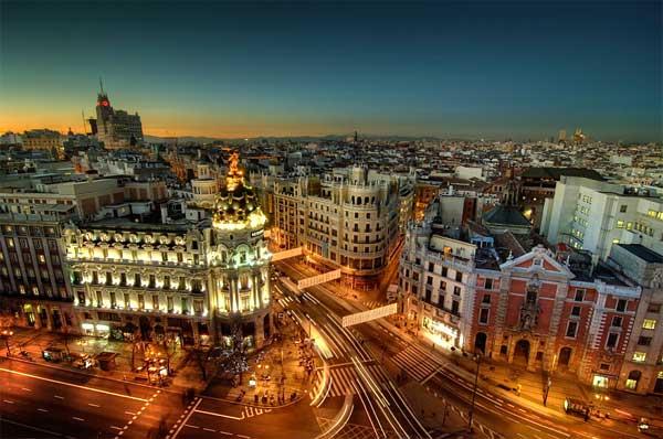 ПО ГОРОДАМ И СТРАНАМ. Мадрид
