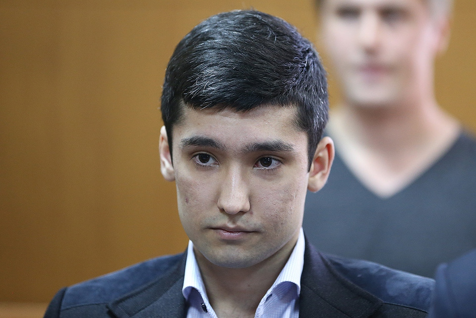 Сына вице-президента «Лукойл…