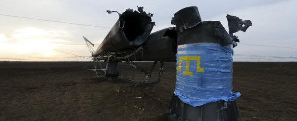 В Донбассе Киев решил наступ…