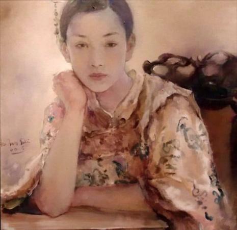 художник Ху Джун Ди (Hu Jun Di) картины – 12