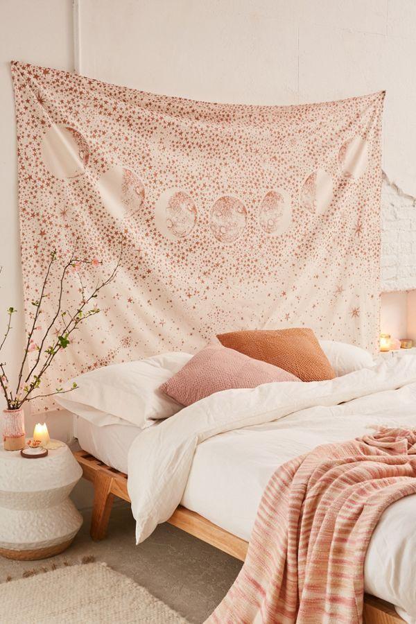 Текстильная картина в спальню