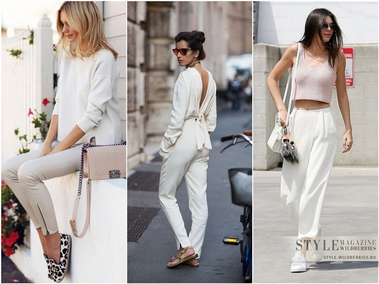 WSM White casual outfits 03