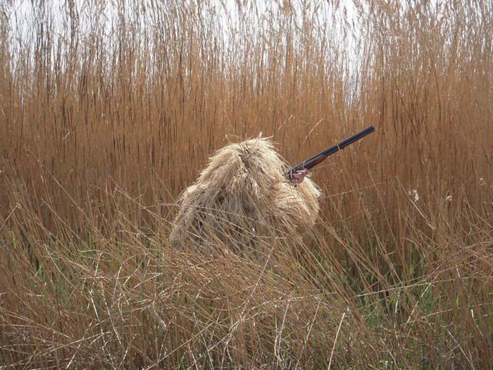 Основы маскировки на охоте