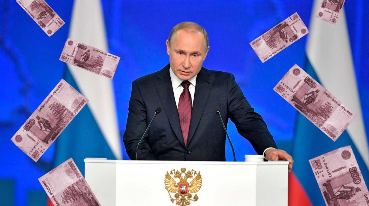 «Банки выдержат». Путин нацелил правительство на рост экономики и борьбу с бедностью, но есть ли деньги?