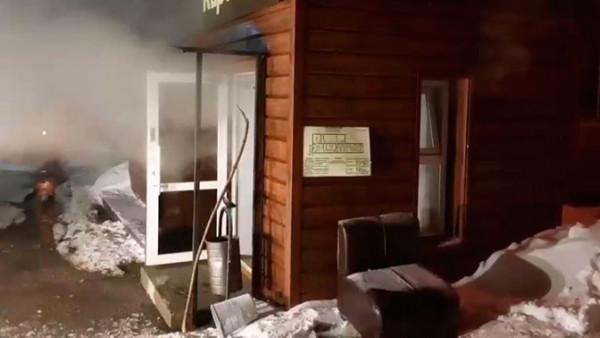 Страшная трагедия в Перми (ВИДЕО)
