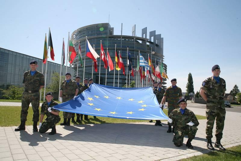 США высказались против создания объединенной армии Европы