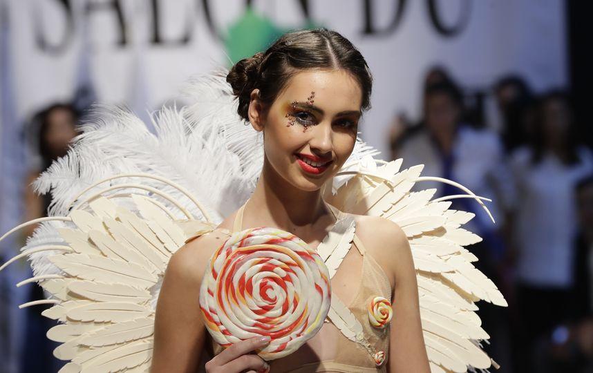 Шоколадный рай: кондитеры и дизайнеры моды объединились для создания уникальной коллекции