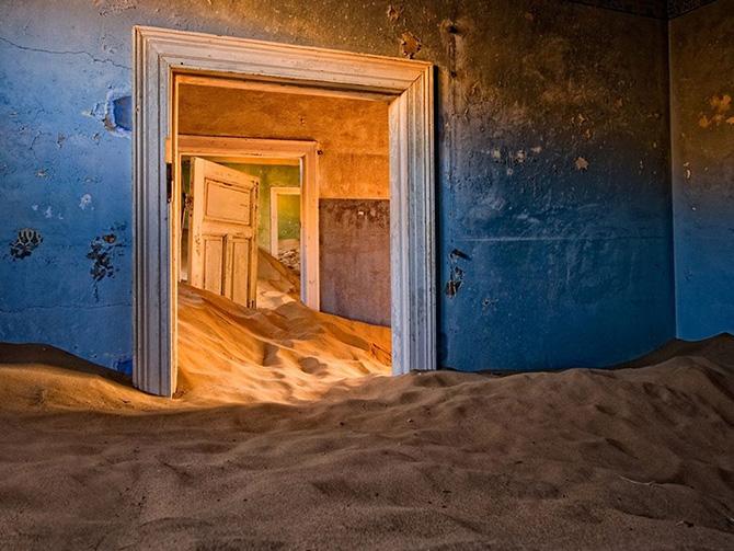 Заброшенные места во всем мире