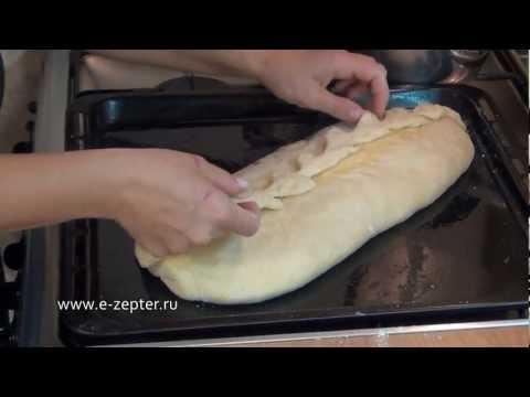 Кулебяка - Видео рецепт