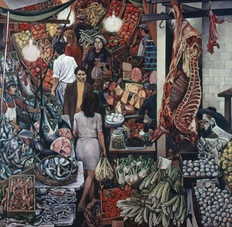 художник Ренато Гуттузо (Renato Guttuso) картины – 15