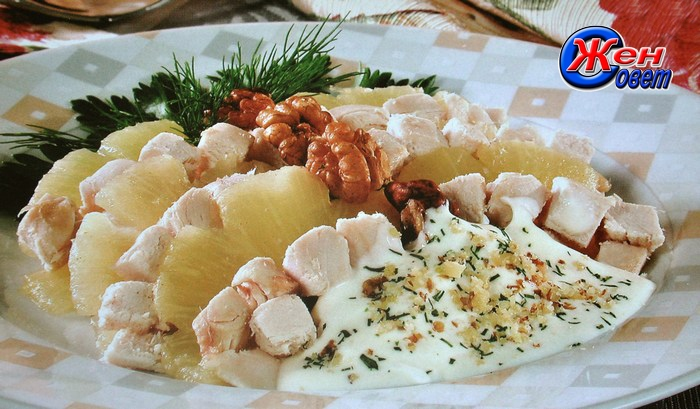 Салат из квашеной капусты рецепты