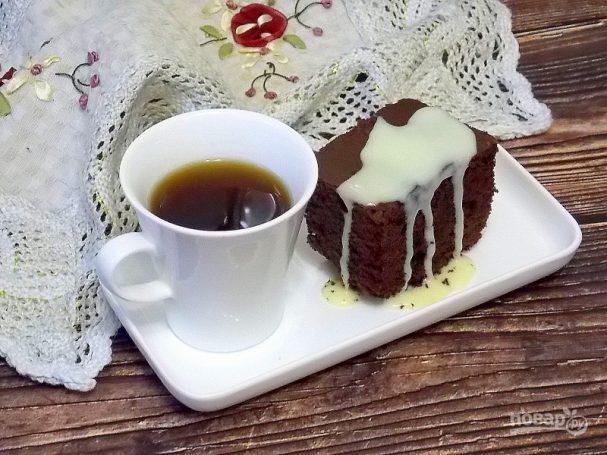 Пирог «Пористый шоколад»