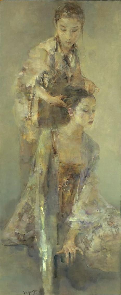 художник Ху Джун Ди (Hu Jun Di) картины – 09
