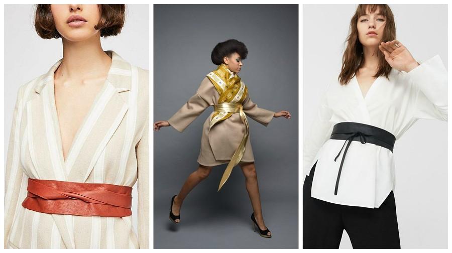 Стильный аксессуар: что такое пояс оби ис чем его носить