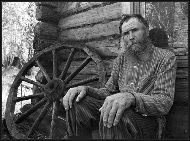Советское прошлое в фотографиях Владимира Ролова