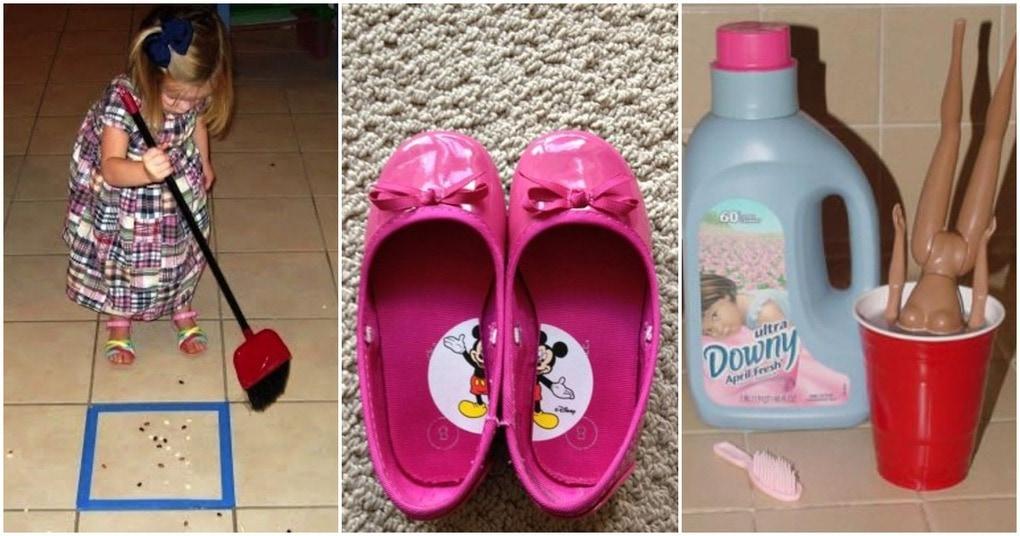 11 гениальных трюков для «отчаявшихся» родителей