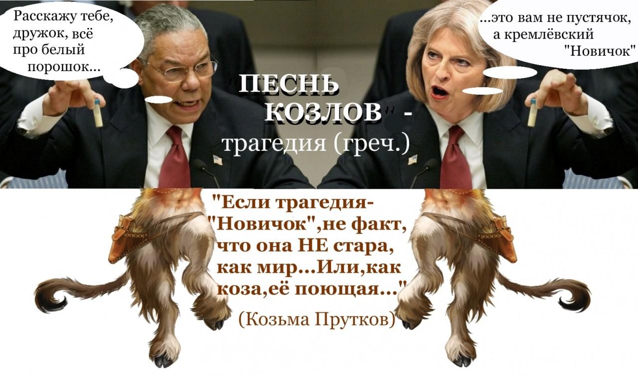 """""""ПЕСНИ КОЗЛОВ"""""""