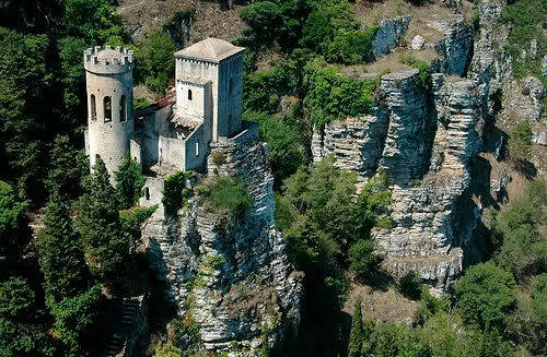 Ловушка дьявола, Сицилия