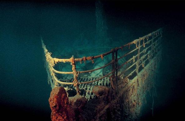 Экскурсии на затонувший Титаник начнутся в 2019 году
