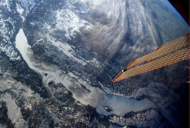 Российское озеро Байкал земля, космос, красота, природа, фото